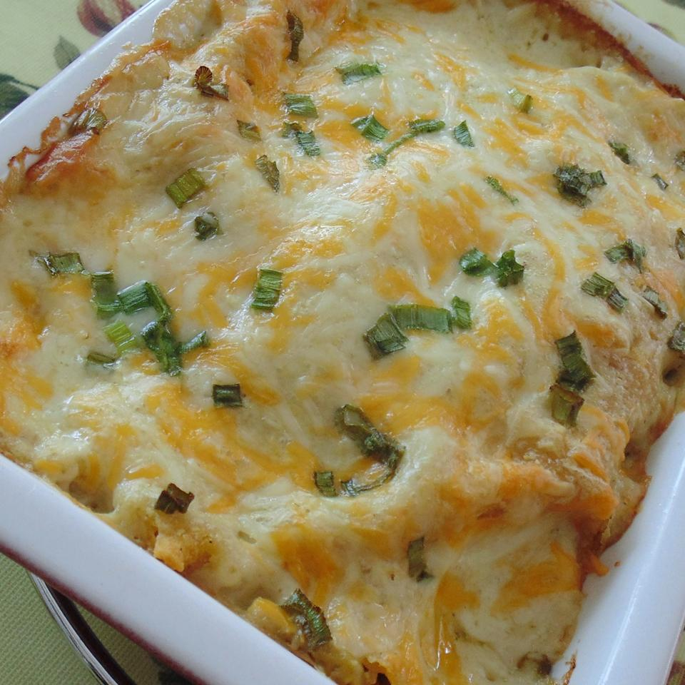 Honey-Lime Chicken Enchiladas Jen