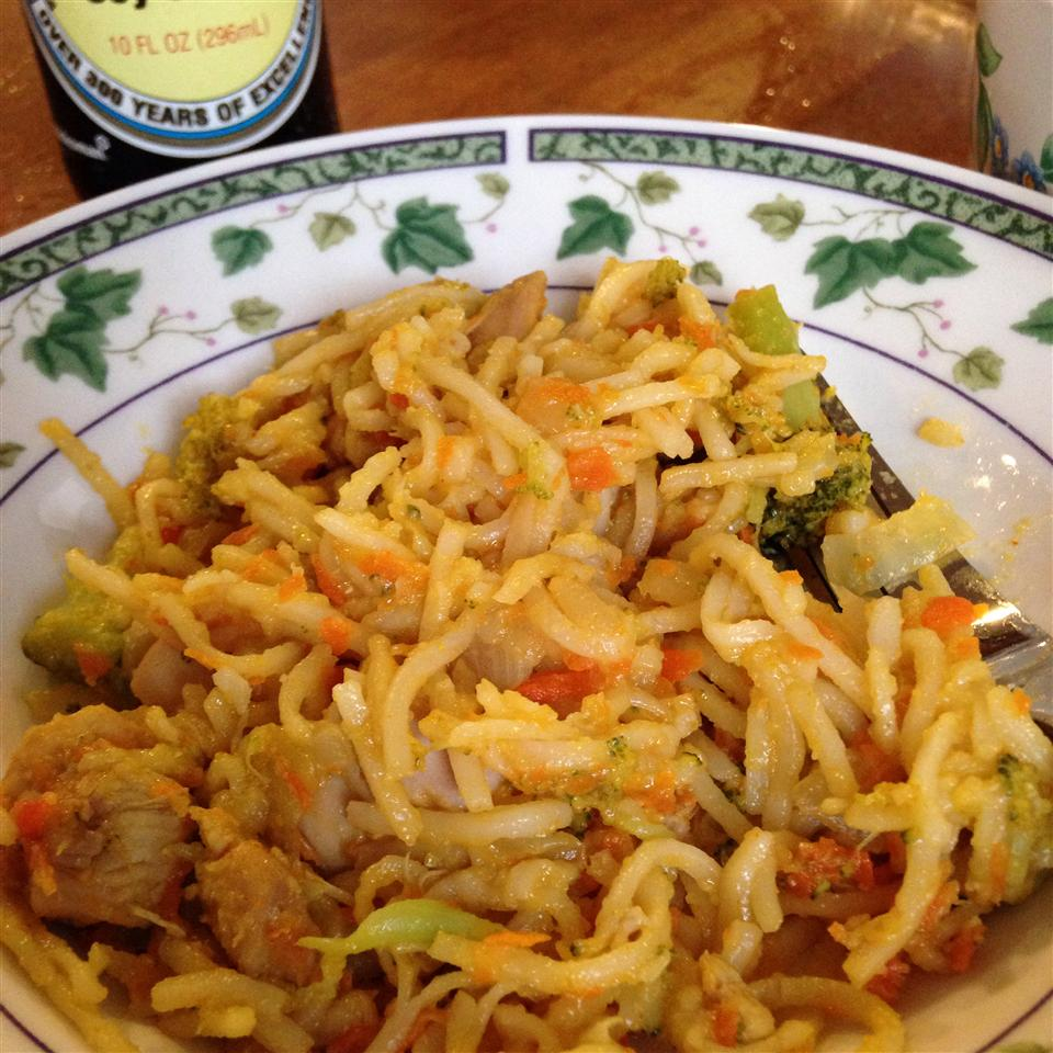 Chinese Noodle Chicken sivani