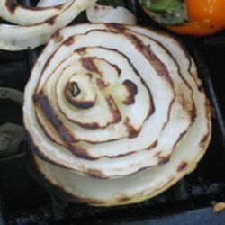 Caramelized Onions on the Grill