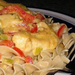 Chicken Tarragon Pasta COOKINGQUEEN75