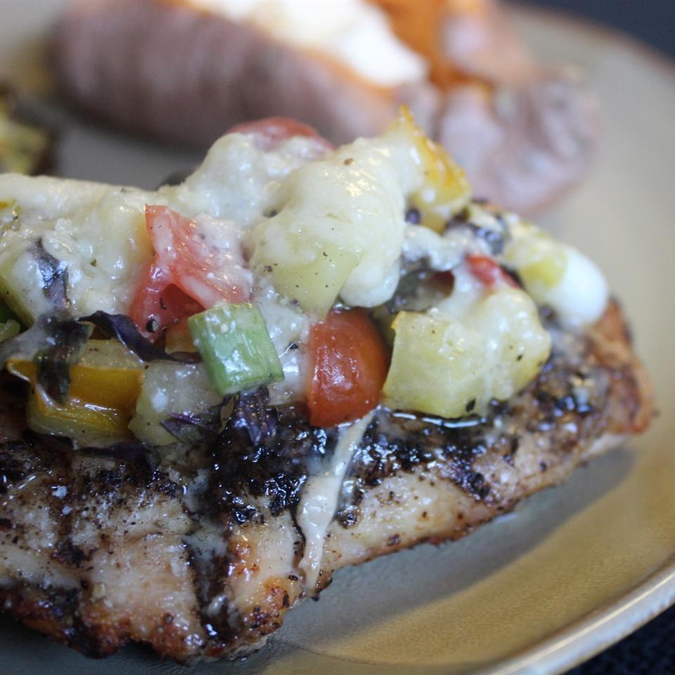 Deborah's Grilled Chicken mommyluvs2cook