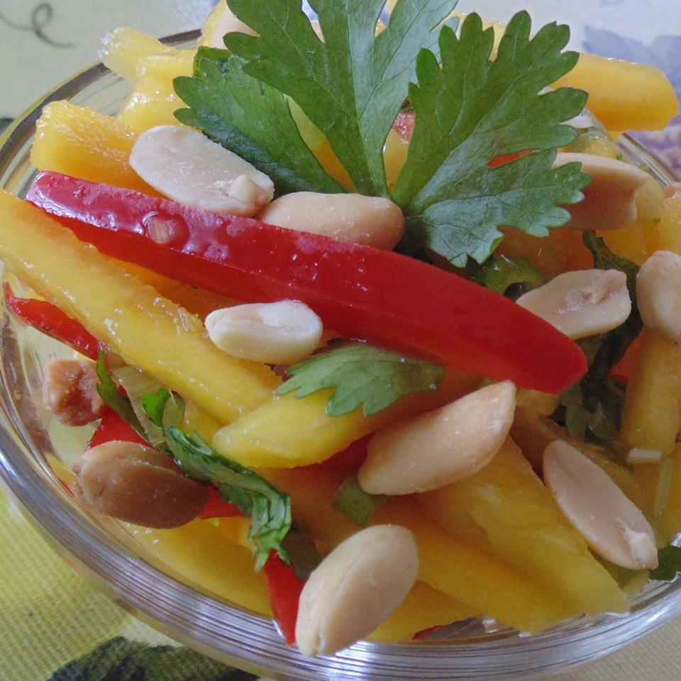 Easy Mango Salad image