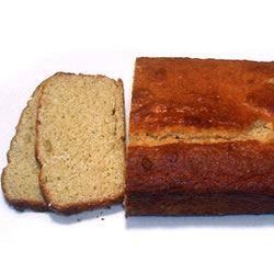 Eggnog Loaf Cake Michelle Ramey