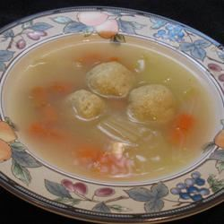 Jewish Chicken Soup Chef4Six