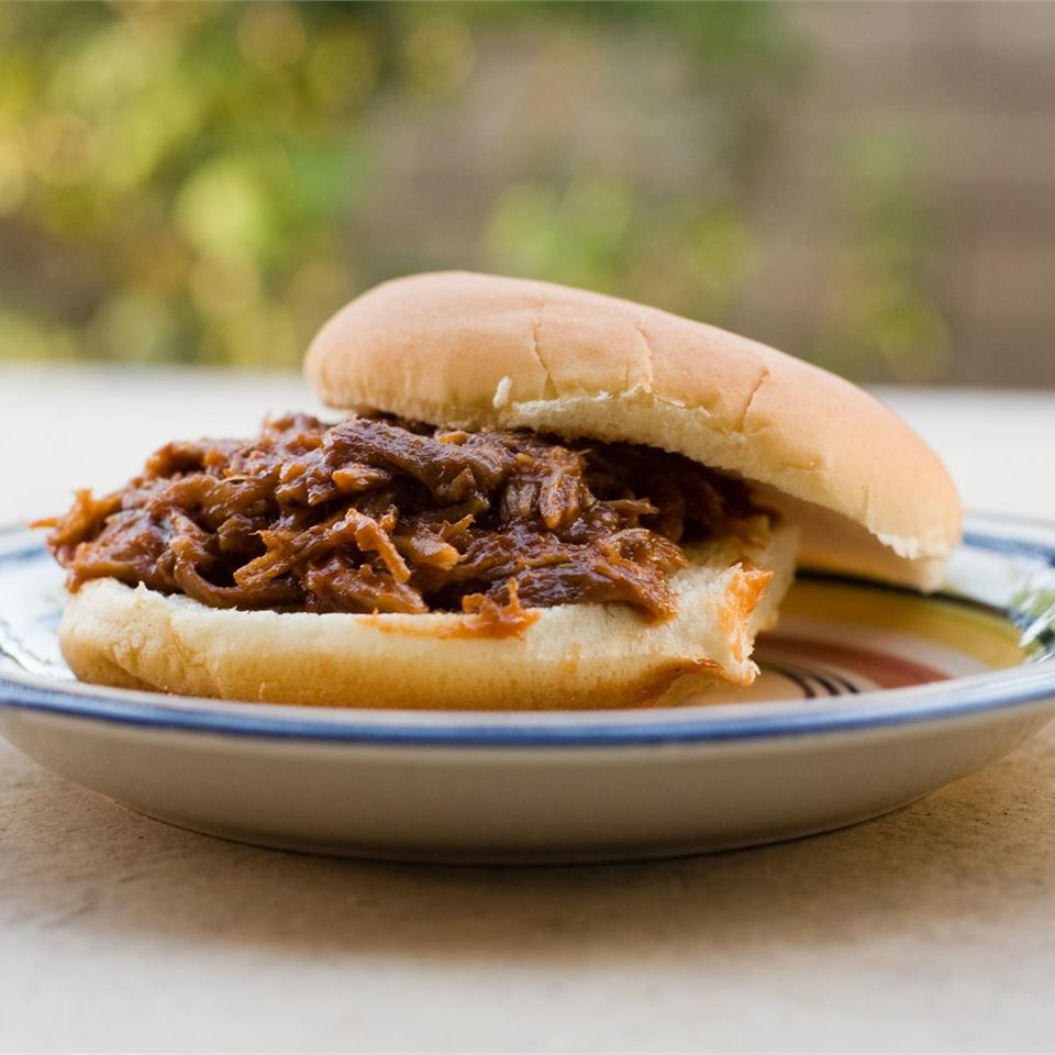 Southern Pulled Pork Brenda Laughlin Sumner