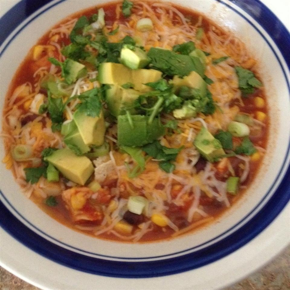 Chicken Tortilla Soup I Adriesays