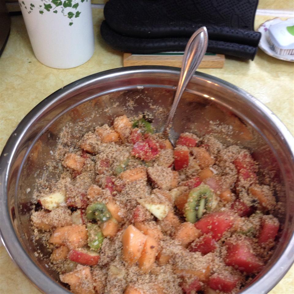 Thai-Inspired Fruit Salad Ohana Family