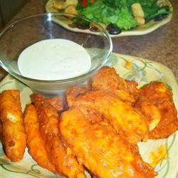 Buffalo Chicken Fingers ShawnaRae