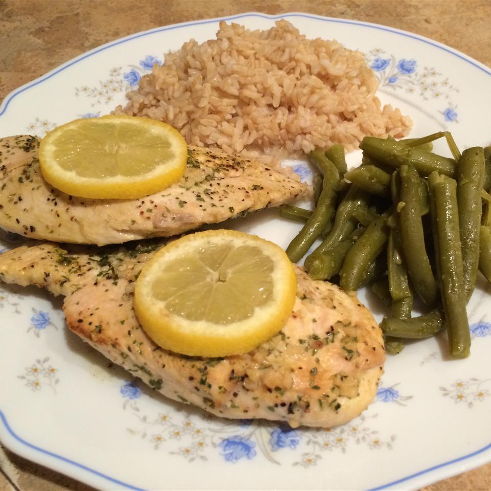 Gina's Lemon Pepper Chicken tomthe13omb