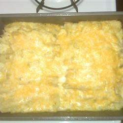 Chicken Enchiladas with Creamy Green Chile Sauce mr.jake87