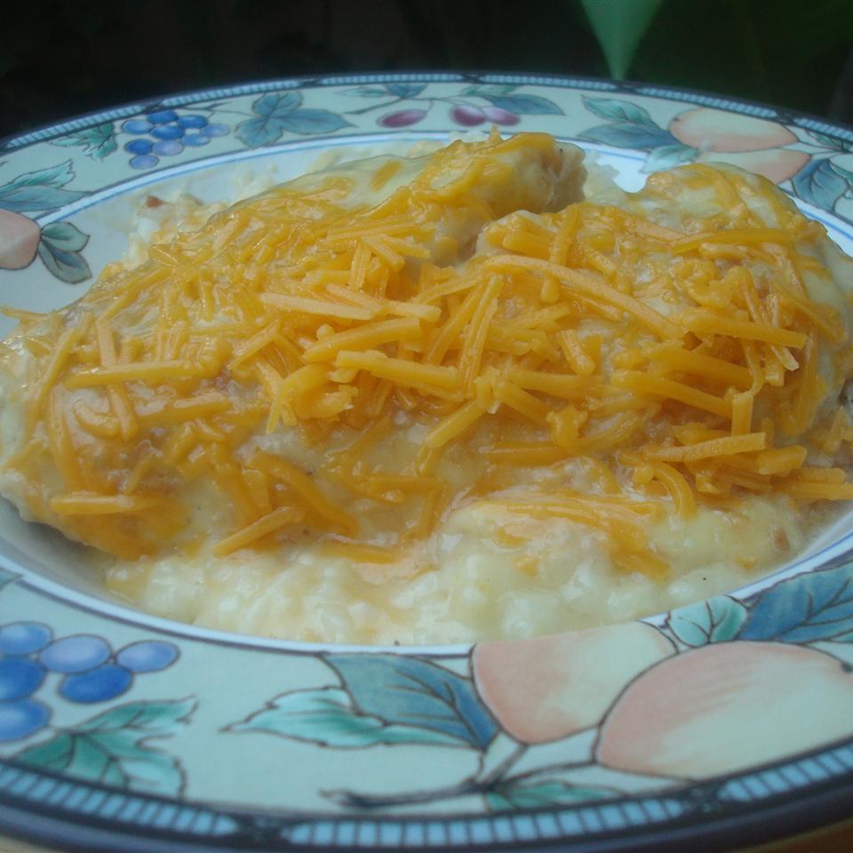 Easy Cheesy Chicken and Rice Arizona Desert Flower