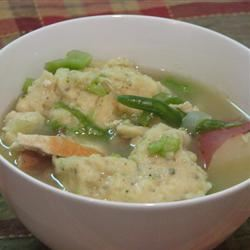Chicken Dumpling Soup SILVANUS
