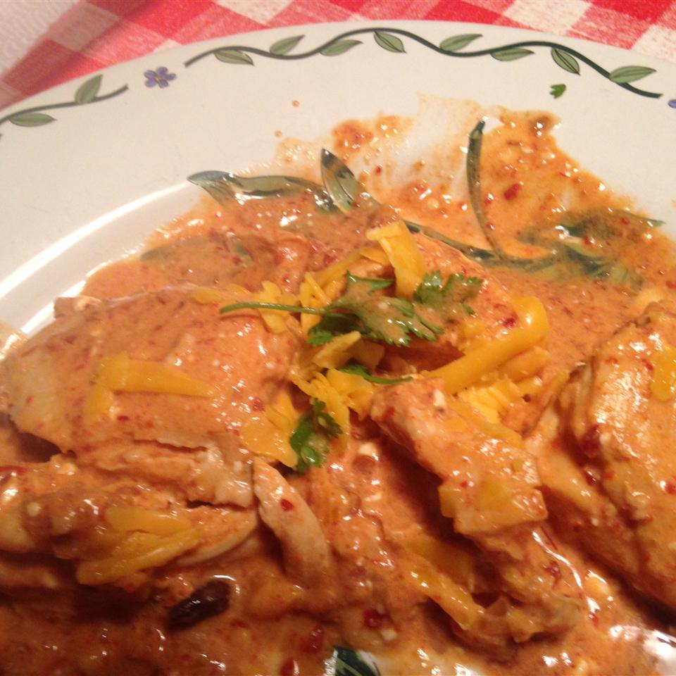 Slow Cooked Chipotle Chicken