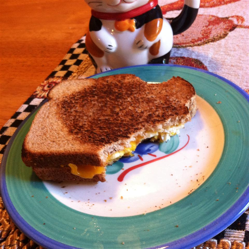 Campfire Breakfast Sandwich Natural Chef Michelle