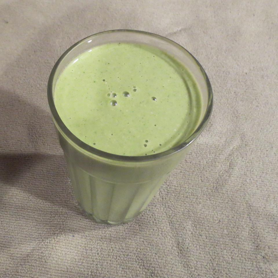 Quick Green Smoothie shuether