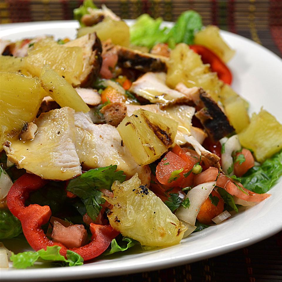 Caribbean Chicken Salad Marcy Dzurisin