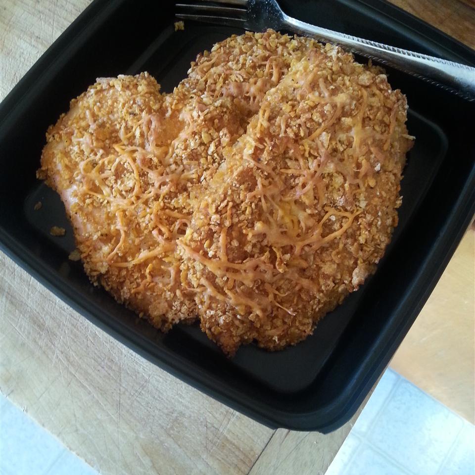 Baked Cornflake Chicken_image