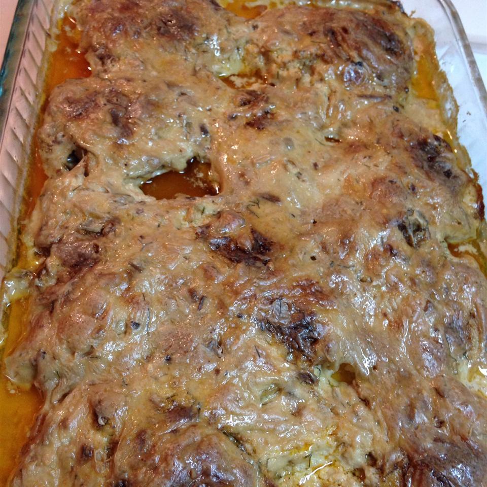 Chicken In Sour Cream Hi Cookie!