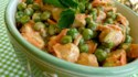 More pictures of Crunchy Pea and Water Chestnut Salad