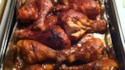 More pictures of Oven BBQ Chicken Drumsticks