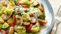 More pictures of Pesto Primavera Tortellini with Chicken