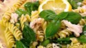 More pictures of Lemon Basil Pasta Salad