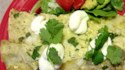 More pictures of HERDEZ® Turkey and Zucchini Enchiladas with Tomatillo Verde Sauce