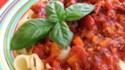 More pictures of Secret Spaghetti Sauce