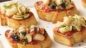More pictures of Contadina® Mediterranean White Bean Bruschetta