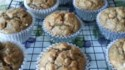 More pictures of Vegan Banana Nut Muffins