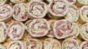 More pictures of Muffuletta Pinwheels