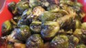More pictures of Roasted Brussels Sprouts with Agave and Spicy Mustard