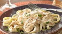 More pictures of Fettuccine Alfredo with Chicken
