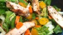 More pictures of Grilled Orange Vinaigrette Chicken Salad