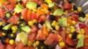 More pictures of Tomato, Corn and Avocado Salsa