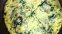 More pictures of Frittata with Leftover Greens