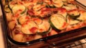 More pictures of Roasted Zucchini Casserole