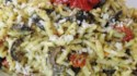 More pictures of Orzo with Sun-Dried Tomatoes and Kalamata Olives
