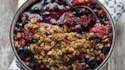 More pictures of Fresh Fruit and Berry Crumble