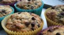 More pictures of Healthy Banana Chocolate Chip Oat Muffins