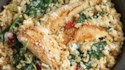 More pictures of Quick Chicken and Spinach Risotto