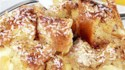 More pictures of Coconut Bread Pudding from Silk®
