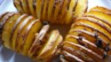 More pictures of Fabienne's Hasselback Potatoes