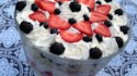 More pictures of Berry Cheesecake Trifle
