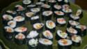 More pictures of Vegetarian Nori Rolls