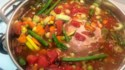 More pictures of Hearty Vegetable Soup