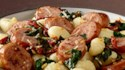 More pictures of Smoked Sausage Gnocchi with Sun-Dried Tomatoes