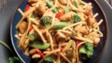 More pictures of NO YOLKS® Asian Vegetables and Chicken in a Spicy Peanut Sauce