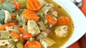More pictures of Mexican Turkey Soup