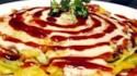 More pictures of Japanese Okonomiyaki